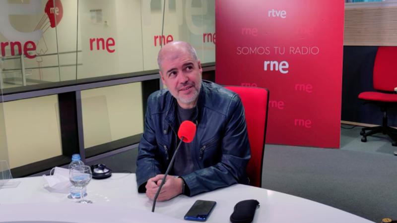 """Las mañanas de RNE con Íñigo Alfonso - Unai Sordo: """"La gente que va en bicicleta repartiendo pizzas no es un emprendedor"""" - Escuchar ahora"""