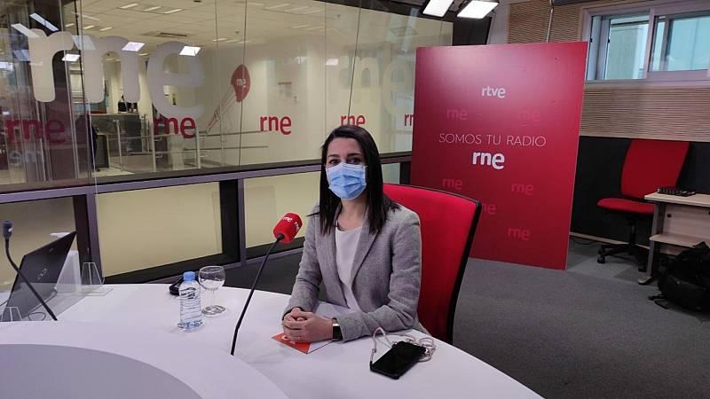 Las mañanas de RNE con Íñigo Alfonso - Entrevistas electorales: Inés Arrimadas (Cs) - Escuchar ahora