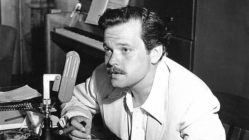 Relato sobre Orson Welles - escuchar ahora