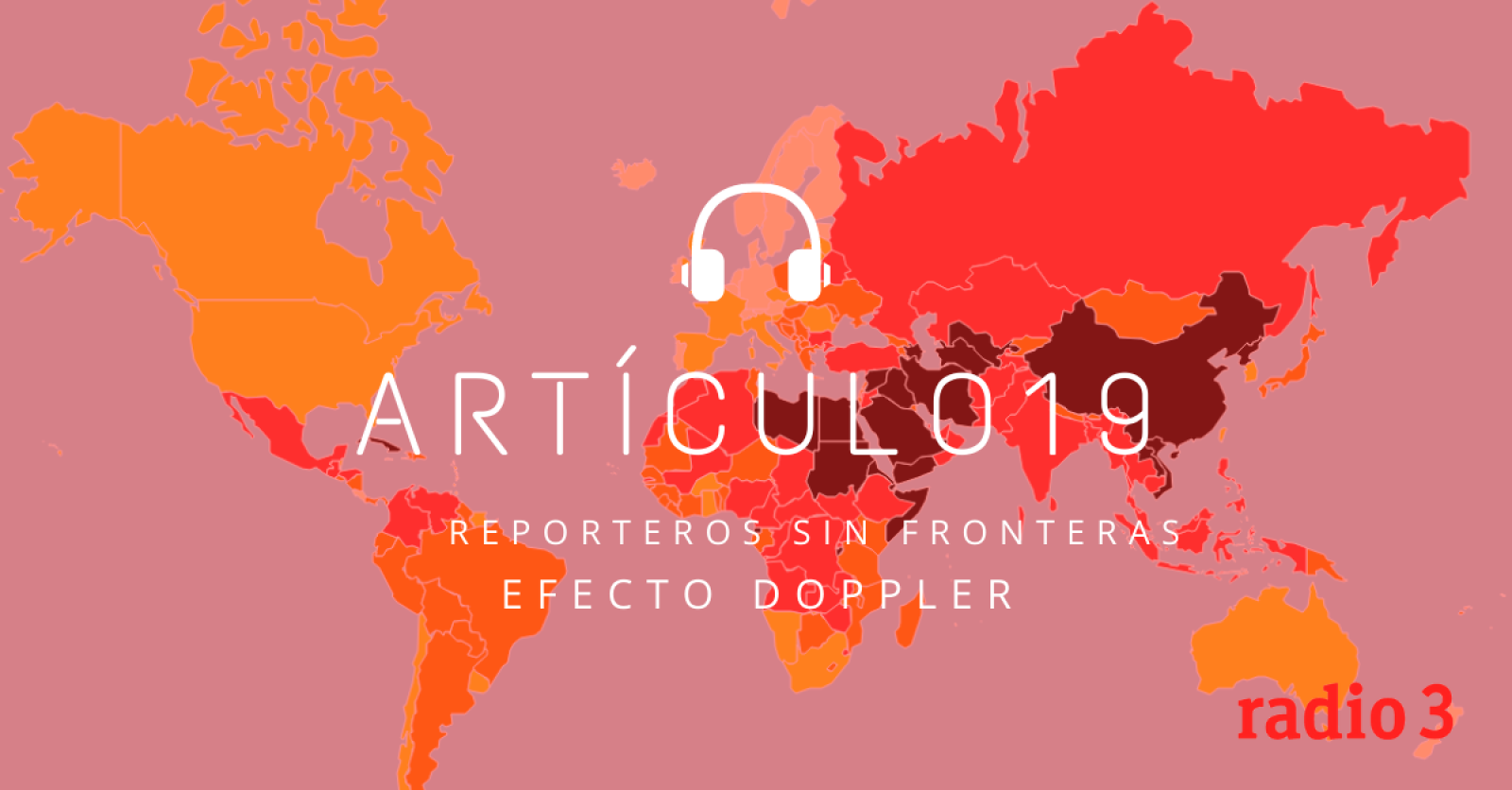 Efecto Doppler - Artículo 19: Rusia a través de Marc Marginedas