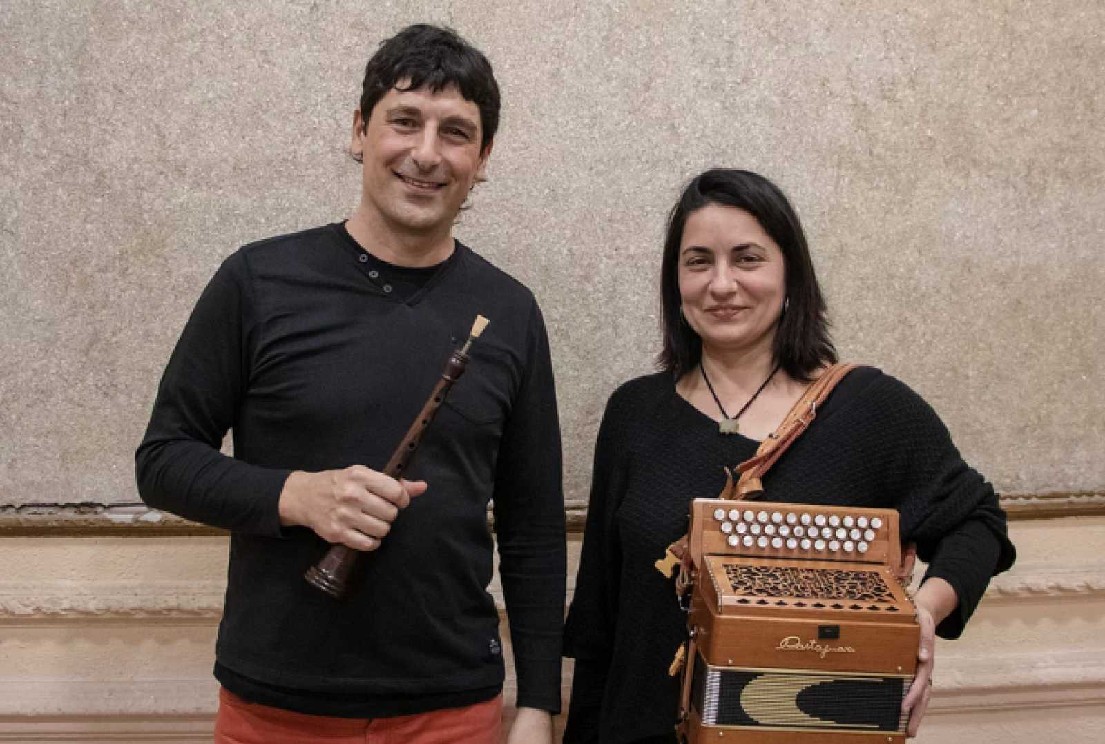 Tradicionàrius - Tretze vares amb Cati Plana i Pau Puig