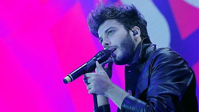 Tarde lo que tarde - Blas Cantó presenta sus temas para Eurovisión - Escuchar ahora