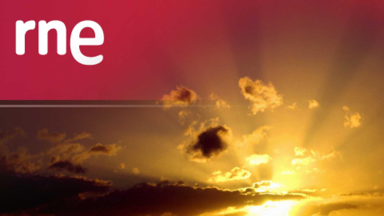 Alborada - Cuaresma, desierto hasta llegar a la Pascua como hijo muy amado del Padre - 18/02/21 - escuchar ahora
