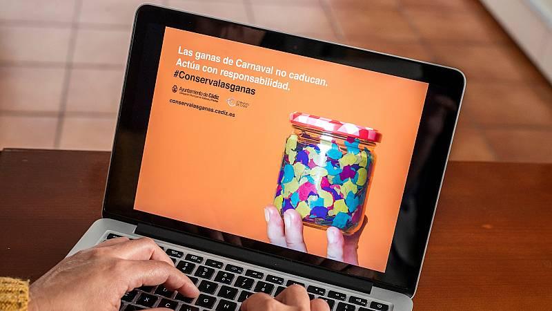 Las mañanas de RNE - Carnaval atípico en Cádiz y Canarias: celebraciones online y más restricciones - Escuchar ahora