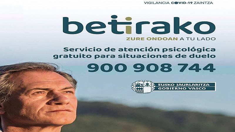Mi gramo de locura - Betirako: atención al duelo por Covid - 12/02/21 - Escuchar ahora