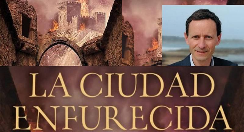 Otros acentos - 'La ciudad enfurecida', segunda novela de Sergio Martinez - 14/02/21 - Escuchar ahora