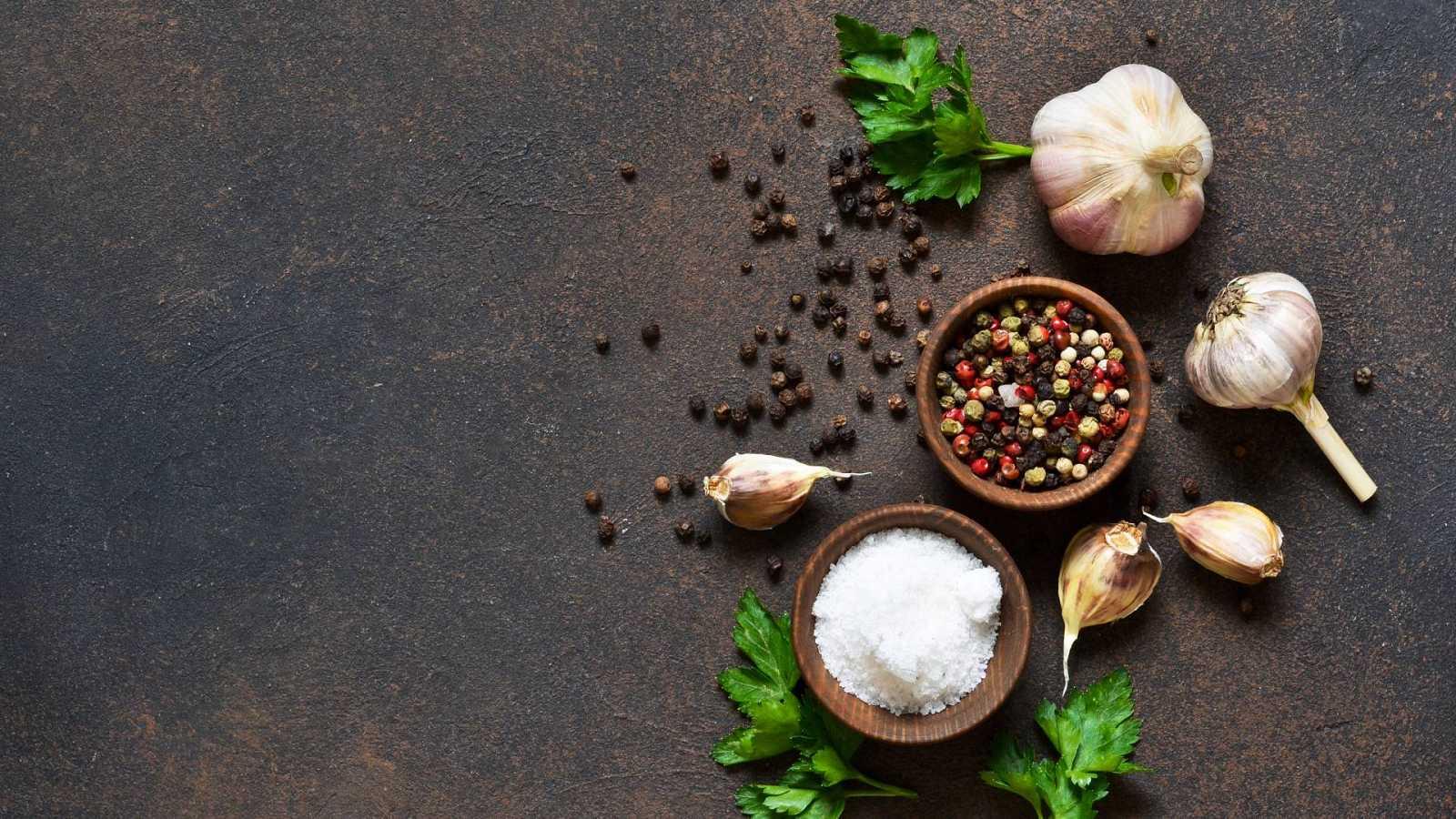 Alimento y salud - El ajo y las especias - 14/02/21 - Escuchar ahora