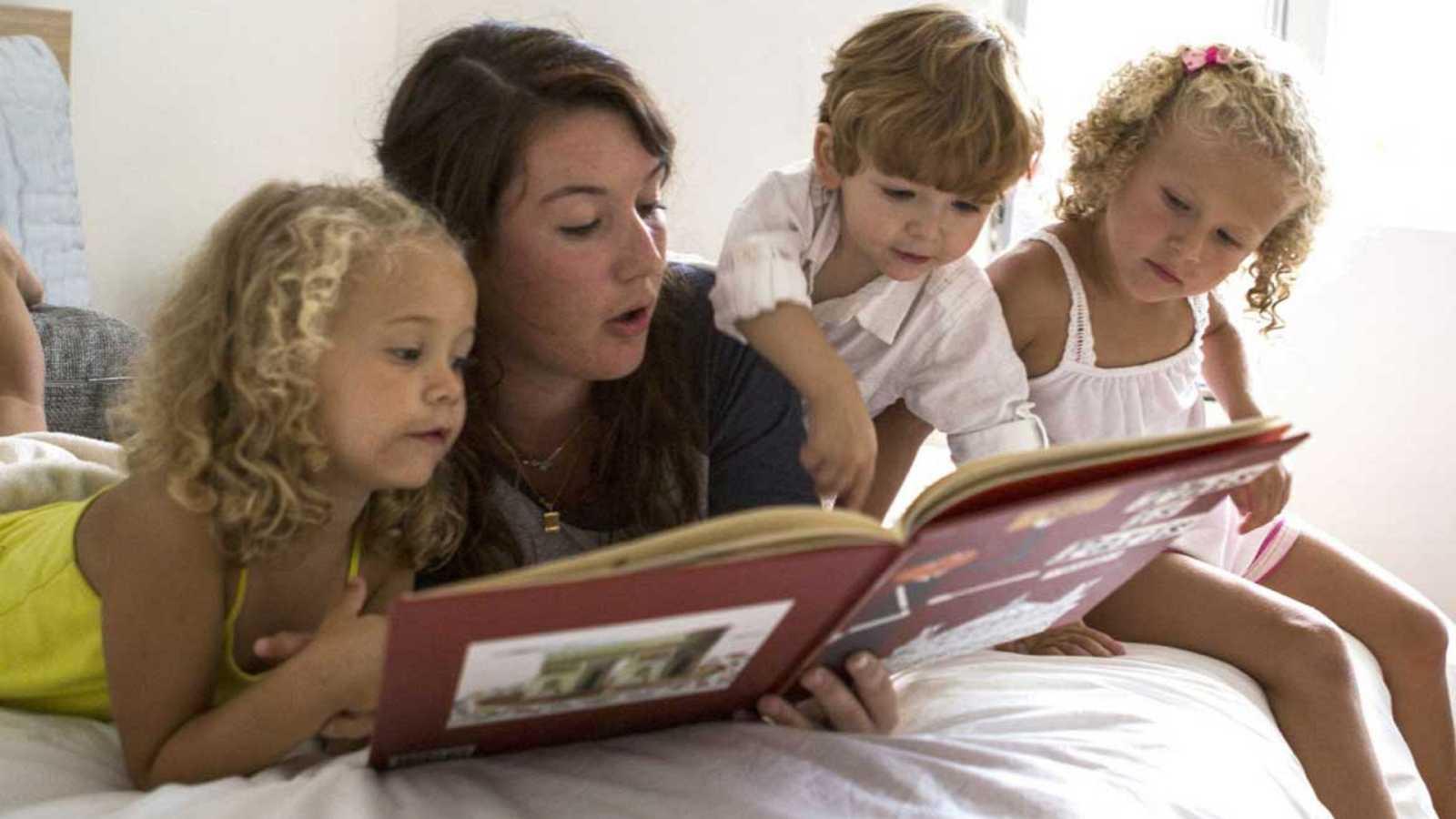 Mamás y papás - Au Pair: la hermana mayor que vino del extranjero - 14/02/21 - Escuchar ahora