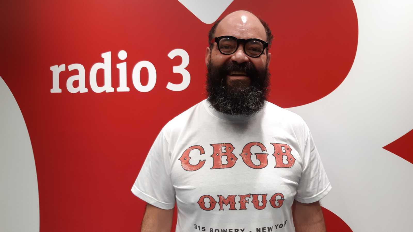 En Radio 3 - Ignatius Farray - 13/02/21 - escuchar ahora
