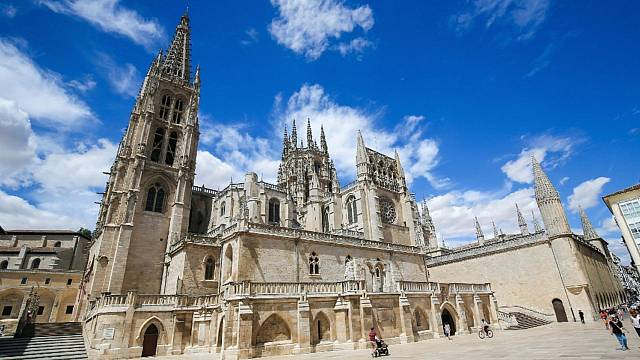 La catedral de Burgos, ocho siglos de travesía