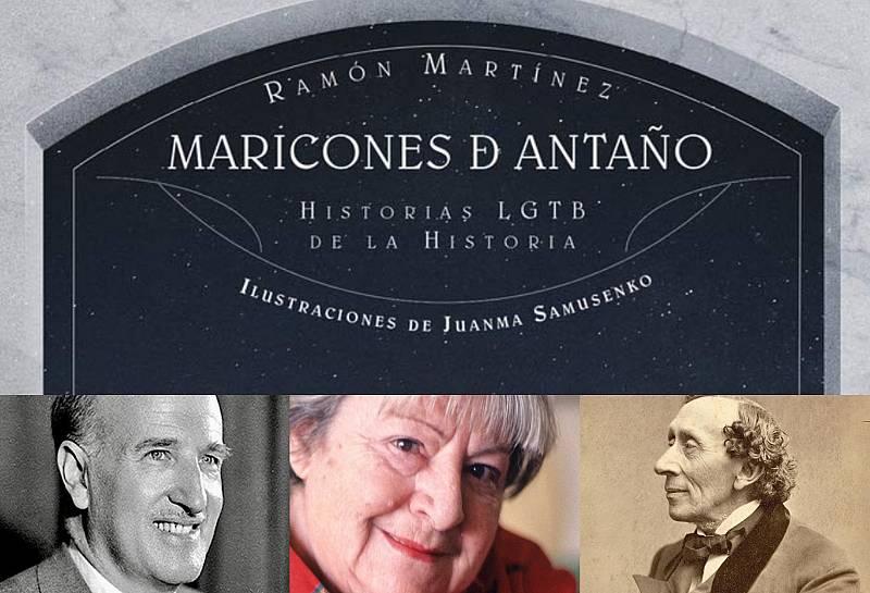 Wisteria Lane - 'Maricones de antaño', nuevo libro de Ramón Martiínez - 13/02/21
