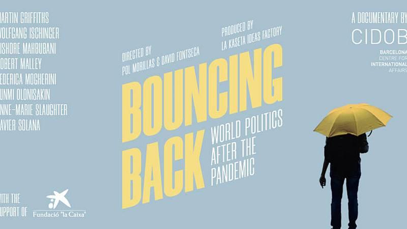 Cinco continentes - «Bouncing Back» - Escuchar ahora