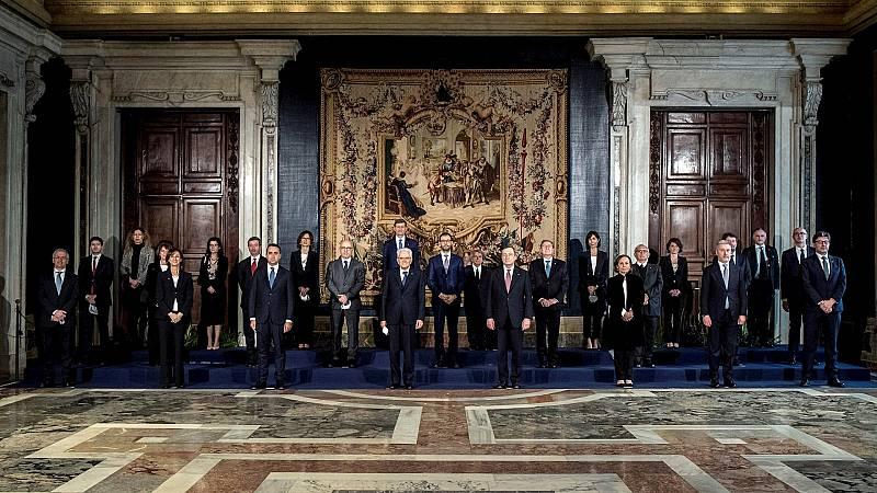 Boletines RNE - Draghi, nuevo primer ministro de Italia - Escuchar ahora