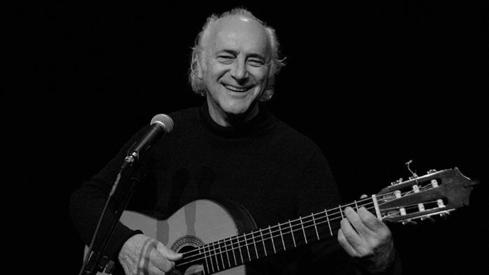 De vuelta en Radio 5 - Idioma Musical: Amancio Prada, el músico de los poetas - Escuchar ahora