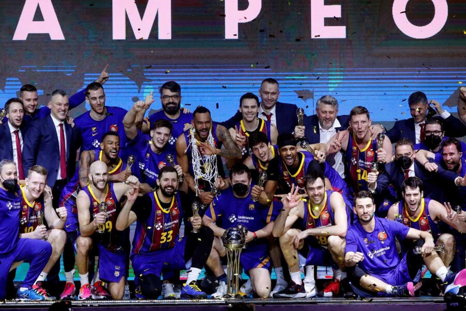 Tablero deportivo - El FC Barcelona gana la Copa del Rey de baloncesto - Escuchar ahora