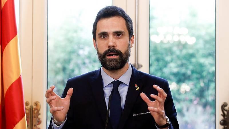"""Las mañanas de RNE con Íñigo Alfonso - Roger Torrent (ERC): """"No abandonaremos el diálogo, pero es imposible llegar a un acuerdo con el PSC"""" - Escuchar ahora"""