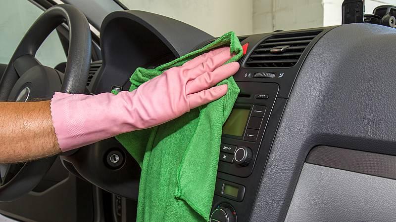 Marca España - Plazy, 'startup' que limpia y desinfecta vehículos a domicilio - 15/02/21 - escuchar ahora