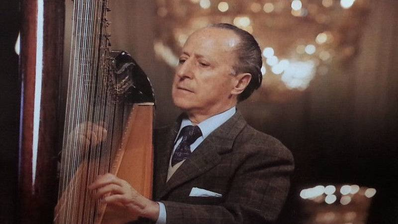 Nicanor Zabaleta - escuchar ahora