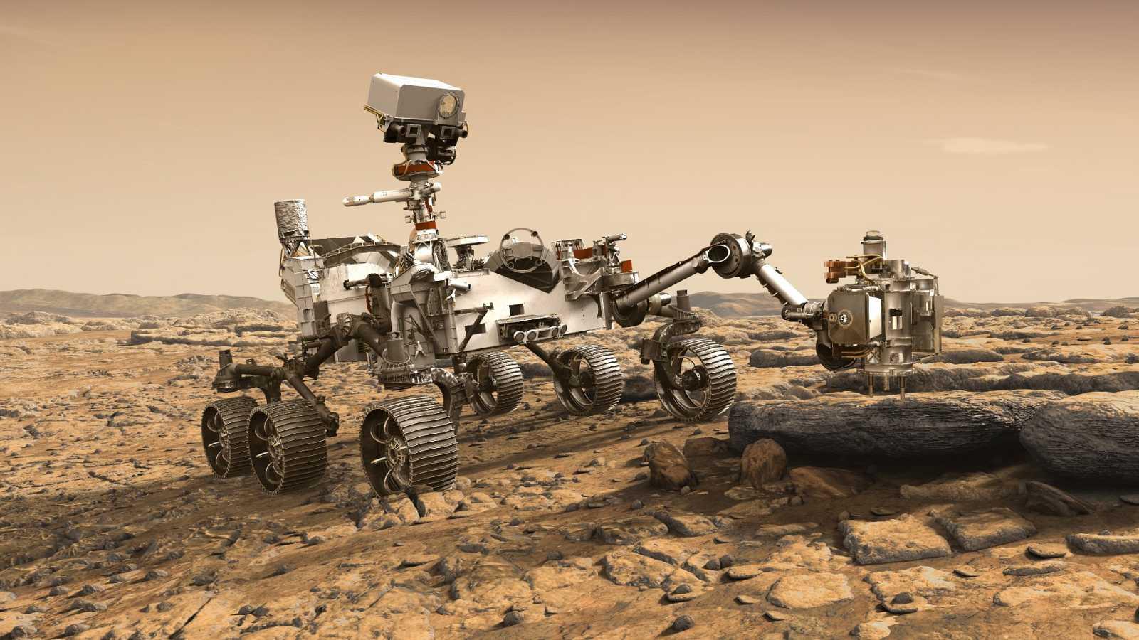 Cinco pistas - Siete minutos de terror: Mars 2020 - 17/02/21 - escuchar ahora