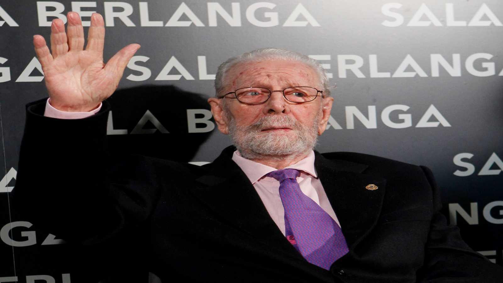 La entrevista de Radio 5 - José Luis García Berlanga - 15/02/21 - Escuchar ahora