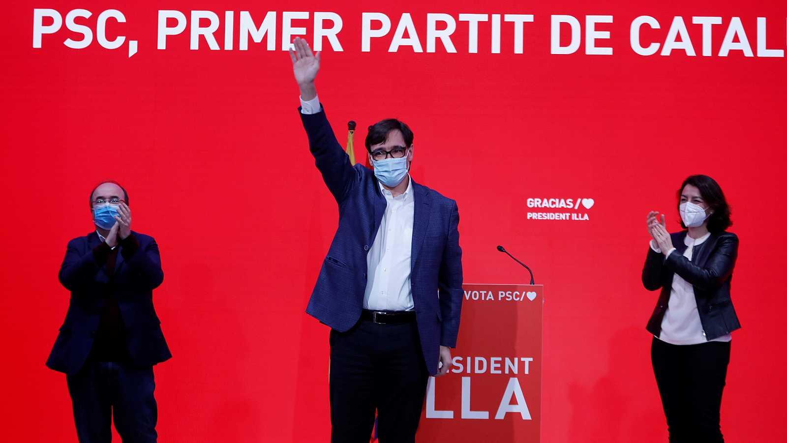 Els partits comencen les negociacions per decidir el Govern
