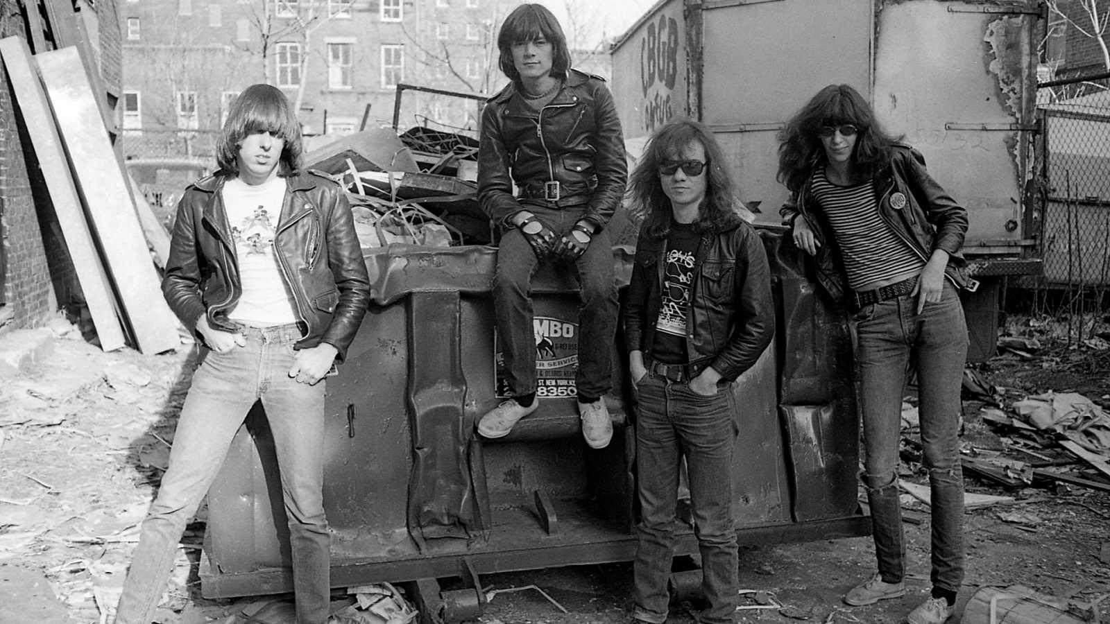 Rock 'n' Roll High School - Cap. 50; Punk Rock (I); la escena de Nueva York (1975- 1978) - 17/02/21 - escuchar ahora