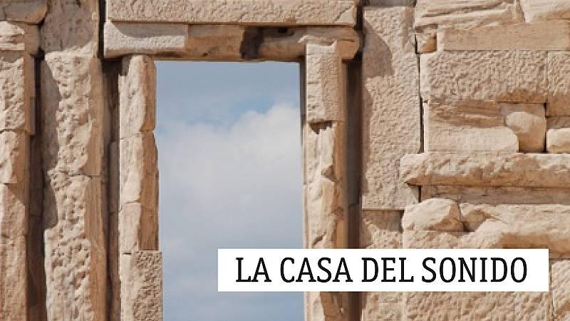 La Casa del Sonido - Pioneros del arte multimedia. Xenakis - 16/02/21 - escuchar ahora