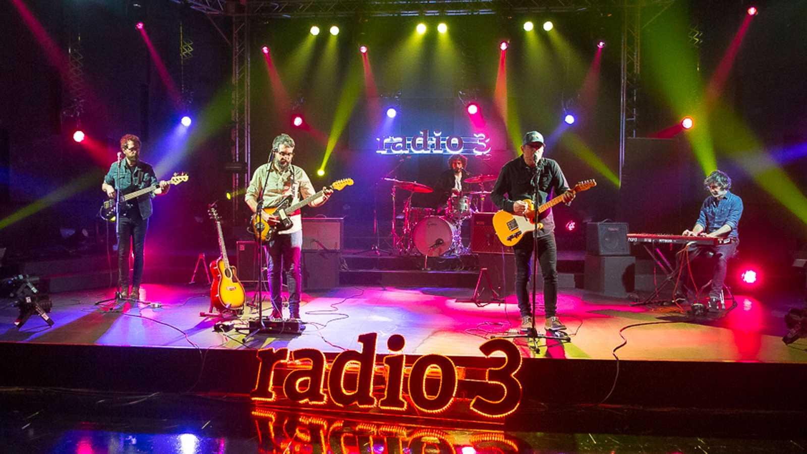 Los conciertos de Radio 3 - The Flamingos Bite - 16/02/21 - escuchar ahora