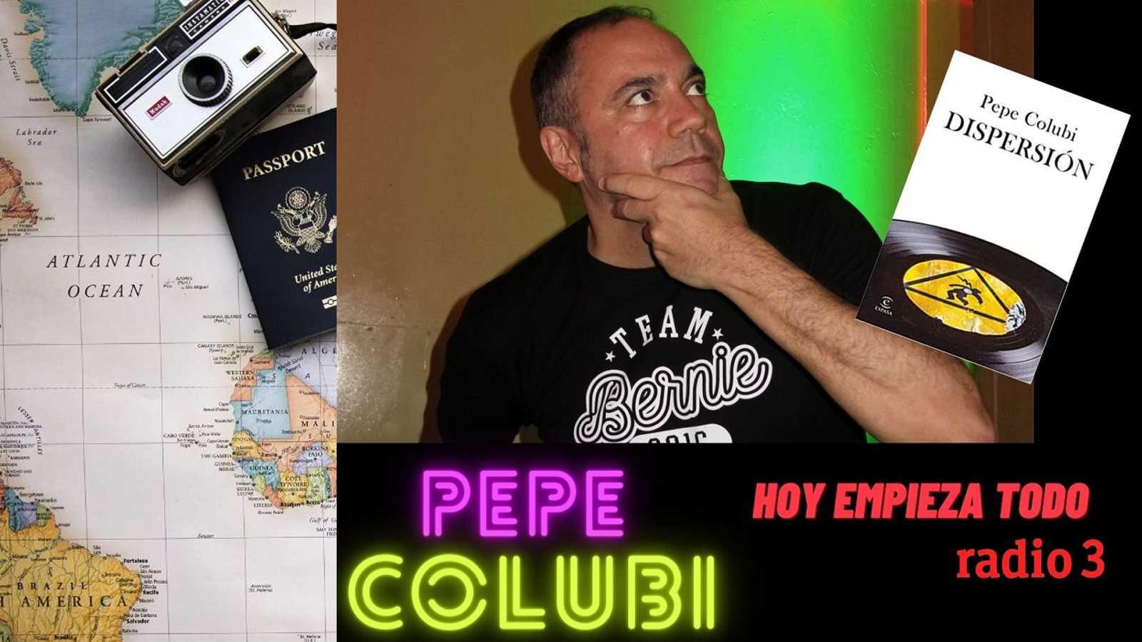 Hoy empieza todo con Ángel Carmona - Pepe Colubi, La Vuelta al Mundo y Cambios Sociales en Pandemia - 16/02/21 - escuchar ahora