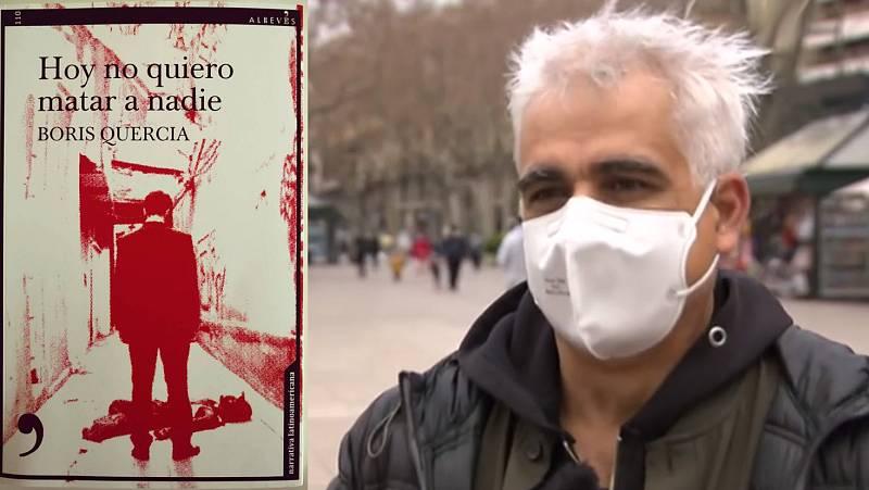 Hora América en Radio 5 - 'Hoy no quiero matar a nadie', de Boris Quercia - 16/02/21 - Escuchar ahora