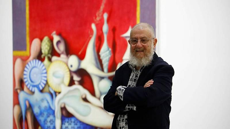 Las mañanas de RNE con Pepa Fernández - Guillermo Pérez Villalta presenta 'El arte como laberinto' - Escuchar ahora