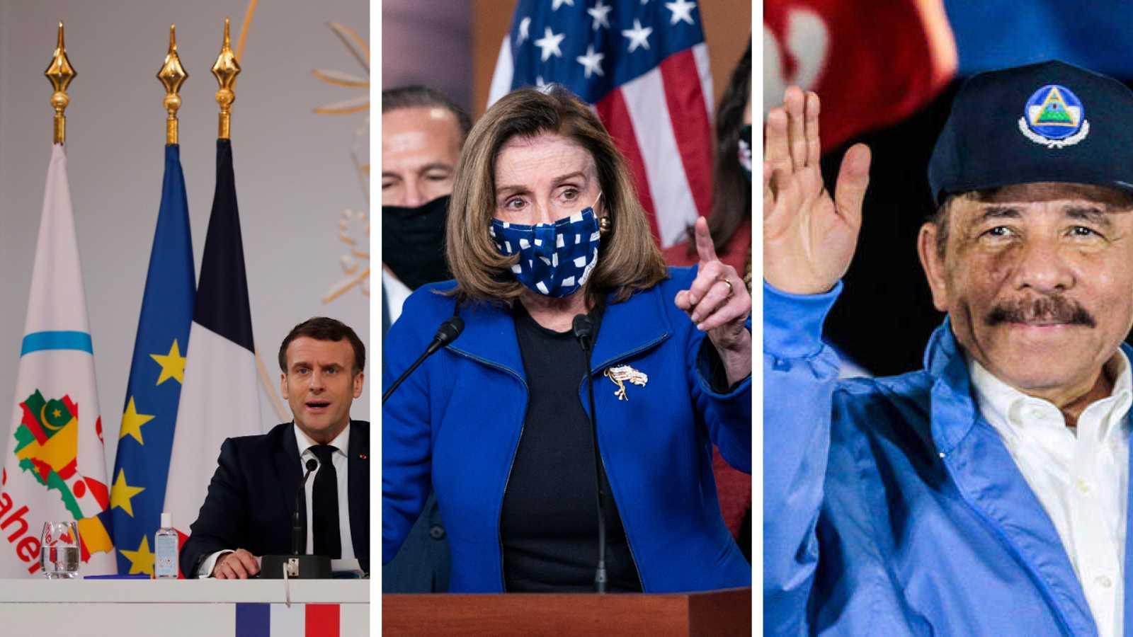 Cinco continentes - Francia mantendrá su presencia militar en el Sahel - Escuchar ahora