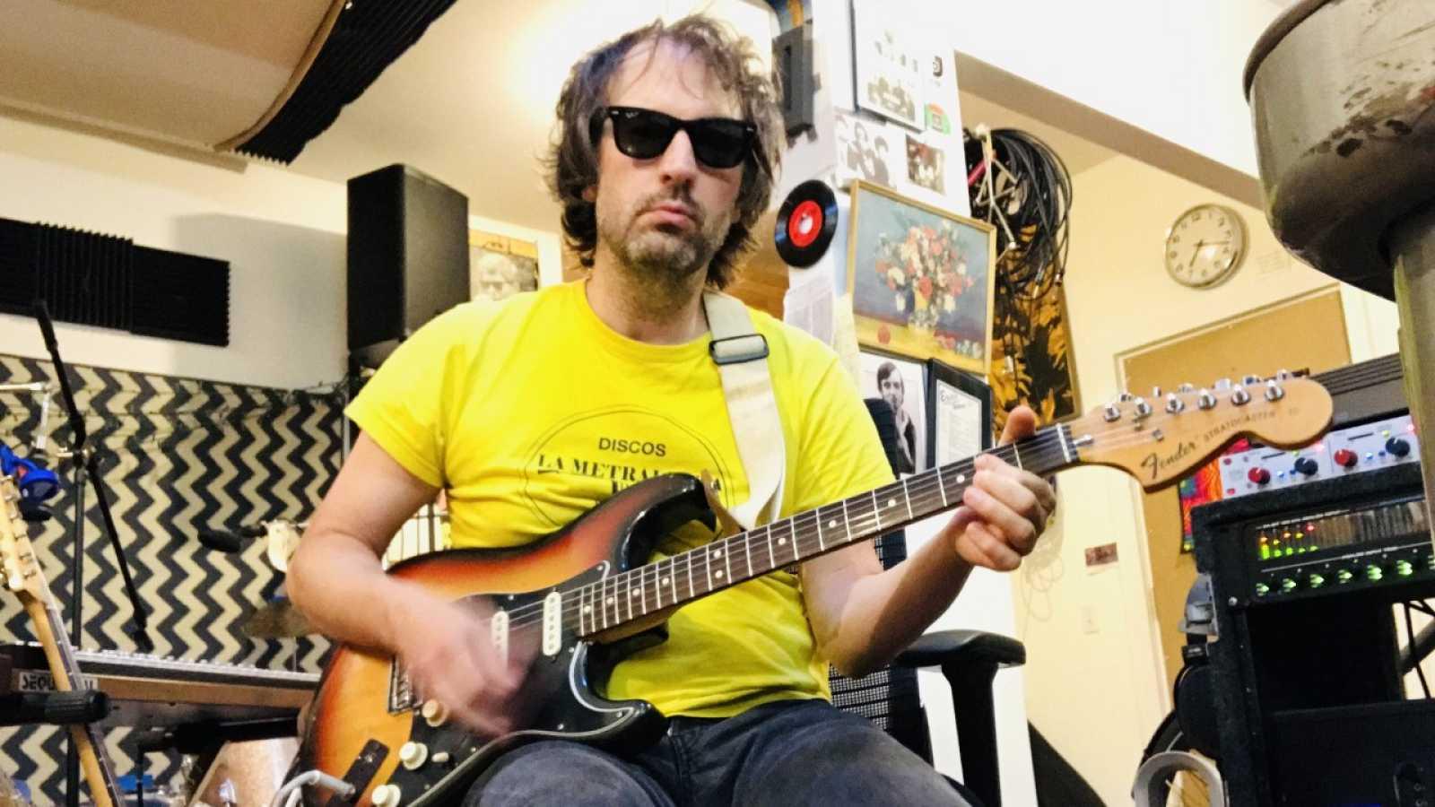 El sótano - La artesanía pop de Kelley Stoltz y el punk de los Nervous Eaters - 16/02/21 - escuchar ahora