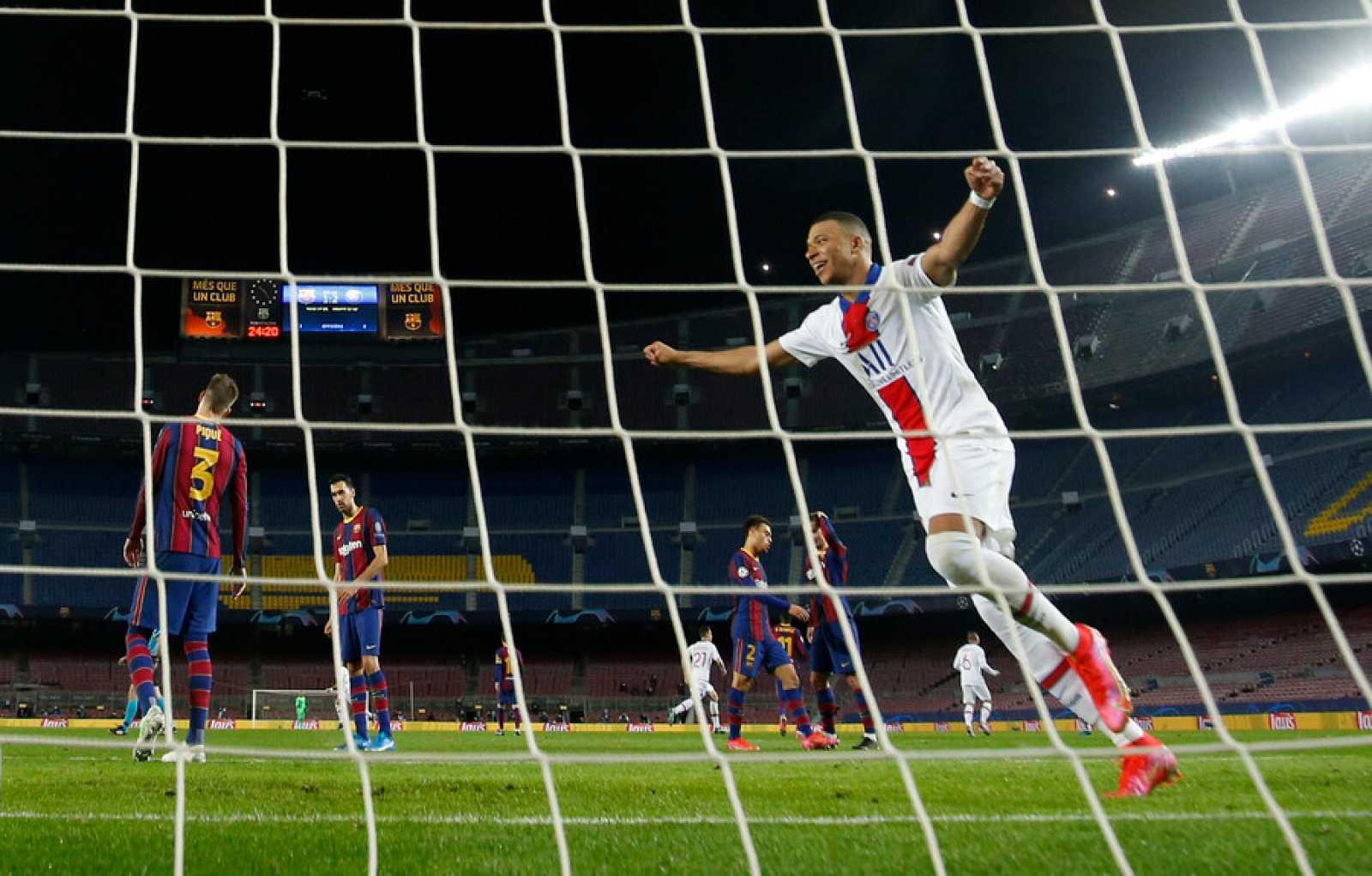 Tablero deportivo - El F.C. Barcelona necesitará un milagro - Escuchar ahora