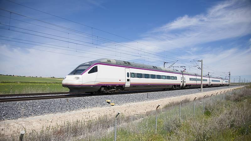 Europa abierta - 2021: Año Europeo del Ferrocarril, el medio más vertebrador y menos contaminante - escuchar ahora