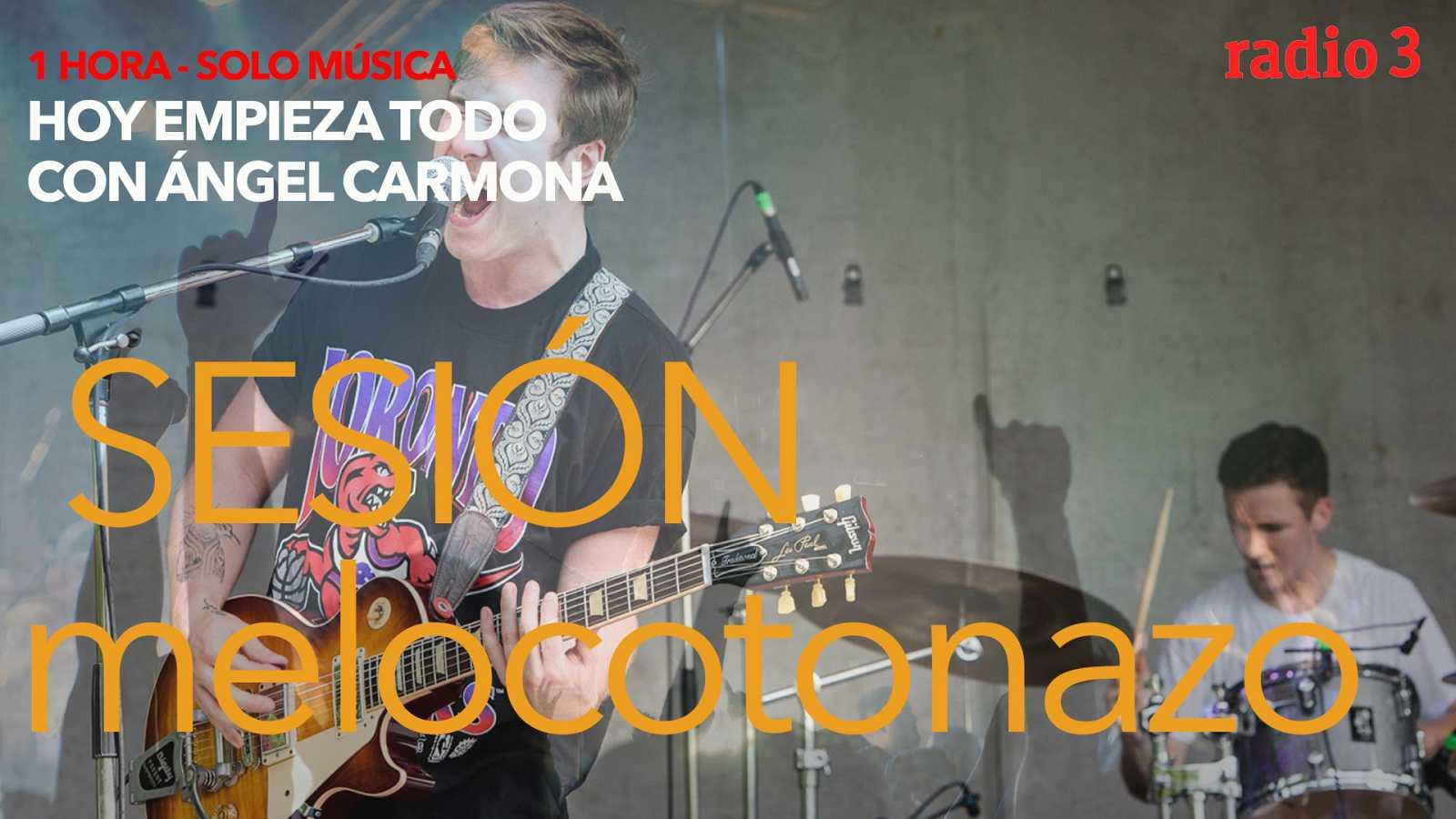 """Hoy empieza todo con Ángel Carmona -  """"#SesiónMelocotonazo"""":  Thelonious Monk, Cleopatrick, Varry Brava... - 17/02/21 - escuchar ahora"""