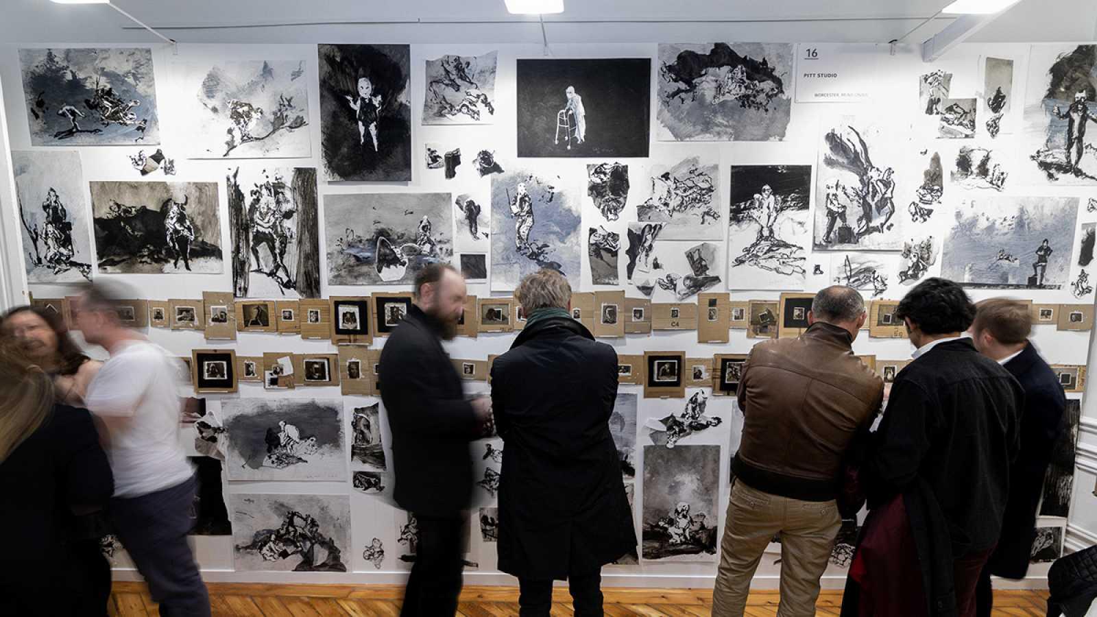 Artesfera - Drawing Room se reinventa - 17/02/21 - escuchar ahora