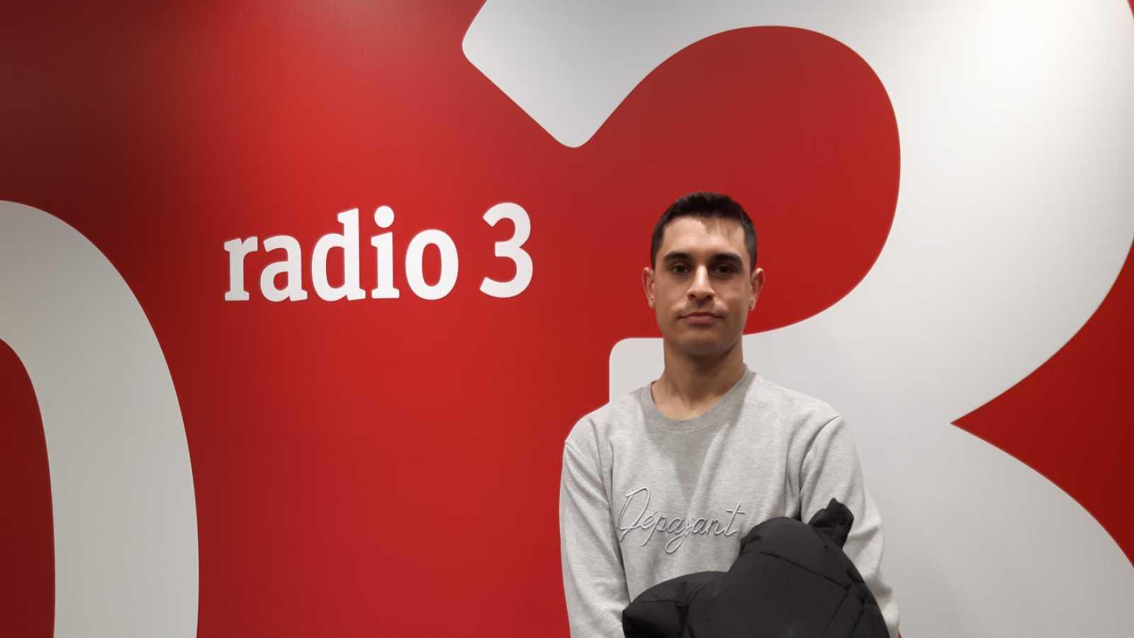 En Radio 3 - David Suárez - 20/02/21 - escuchar ahora