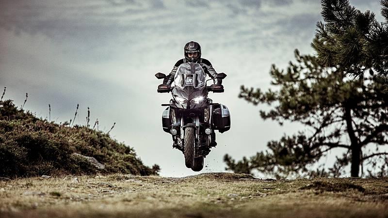 Gente despierta - Cosas de la vida, en moto, con Luismi Pascual