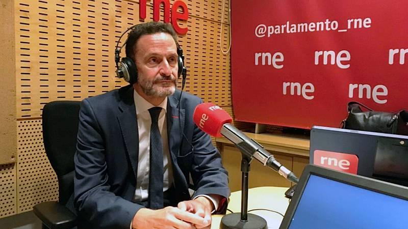 """Las mañanas de RNE con Íñigo Alfonso - Edmundo Bal ve """"inimaginable"""" que Albert Rivera esté negociando la fusión Cs-PP - Escuchar ahora"""