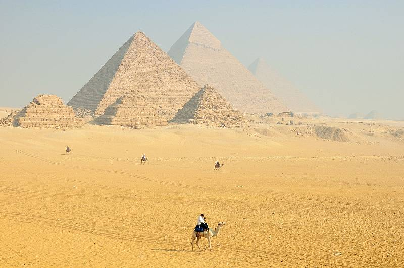La vuelta al mundo con Miquel Silvestre - Descripción de Egipto - 18/02/21 - Escuchar ahora