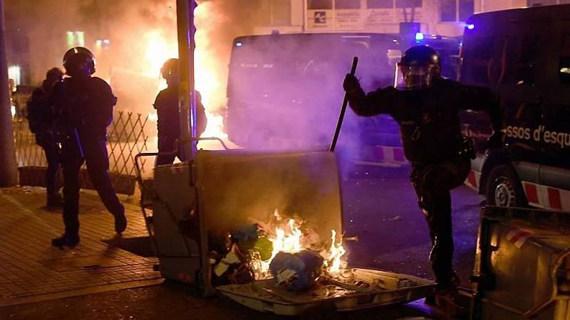 """24 horas - Palacio, USPAC: """"No podemos afrontar tanta violencia con una flor"""" - Escuchar ahora"""