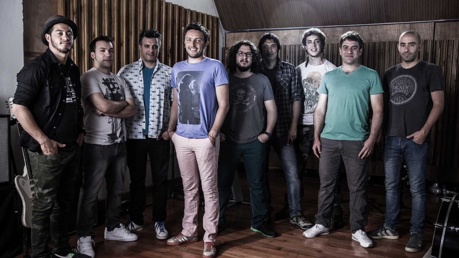 Hora América - 'No te imaginás', nuevo single de la banda uruguaya No Te Va Gustar - escuchar ahora