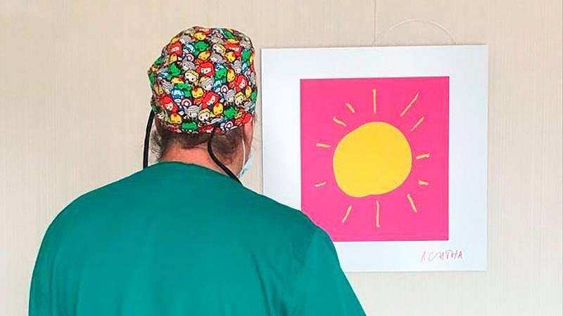 Las mañanas de RNE con Íñigo Alfonso - Acercar el arte a los pasillos de hospitales y residencias de ancianos - Escuchar ahora