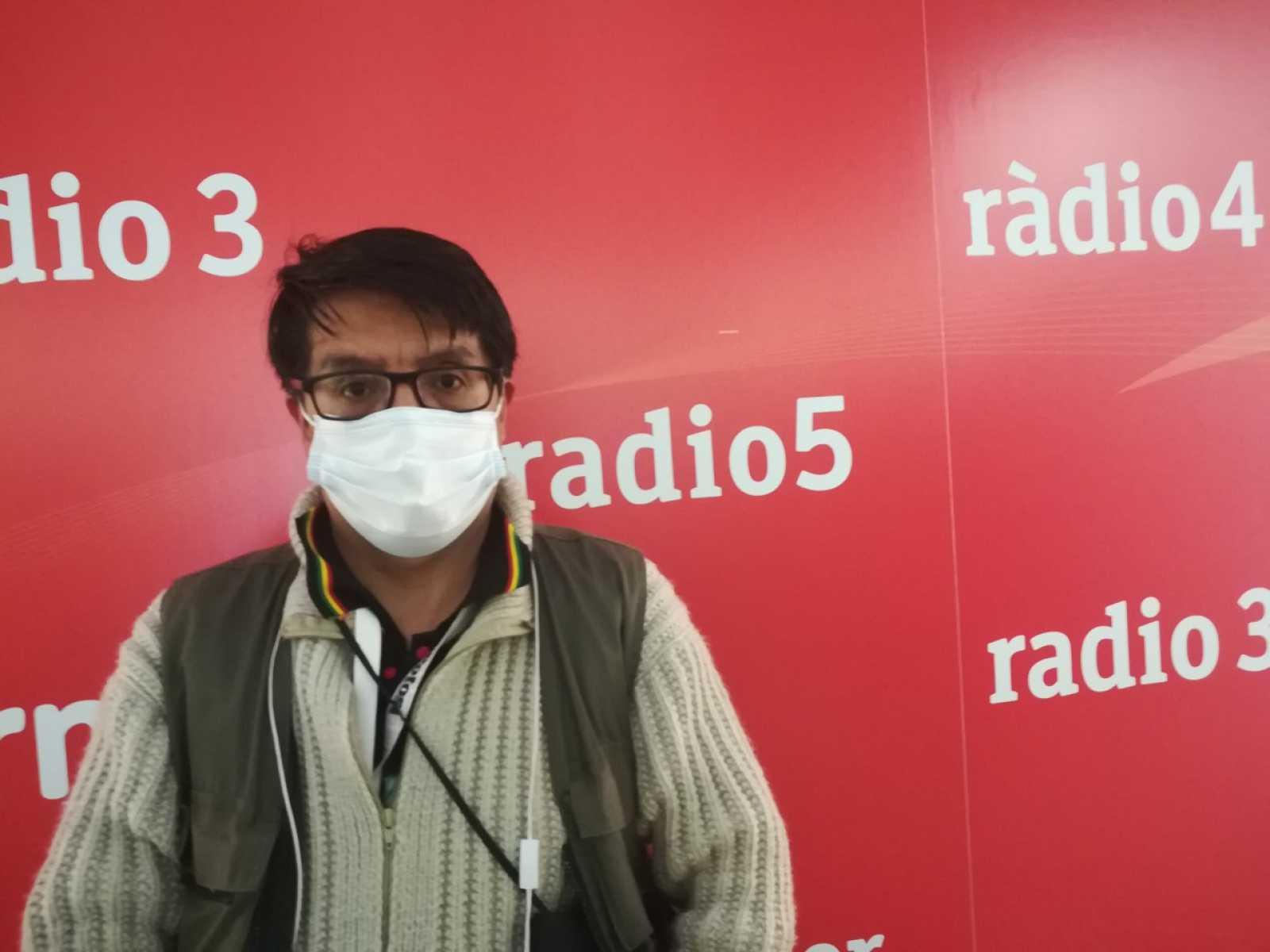 Reserva natural - Periodistas, víctimas de violencia por informar sobre impactos al medio ambiente - 18/02/21 - Escuchar ahora