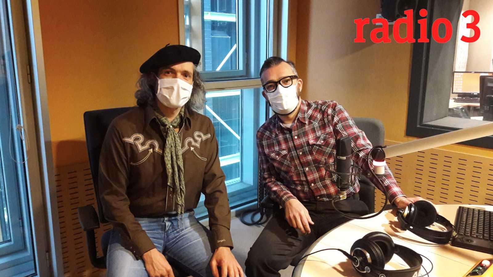 Hoy empieza todo con Ángel Carmona - Hermanos Cubero, Corizonas y Angelus Apatrida - 19/02/21 - escuchar ahora