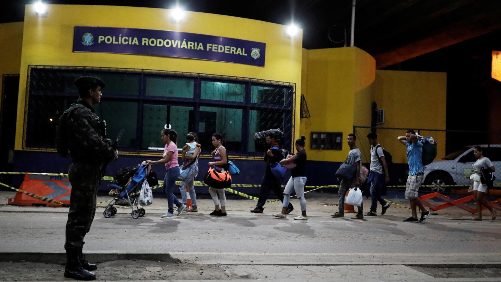 Reportajes 5 continentes - Un pasado en Venezuela y un futuro en Brasil - Escuchar ahora