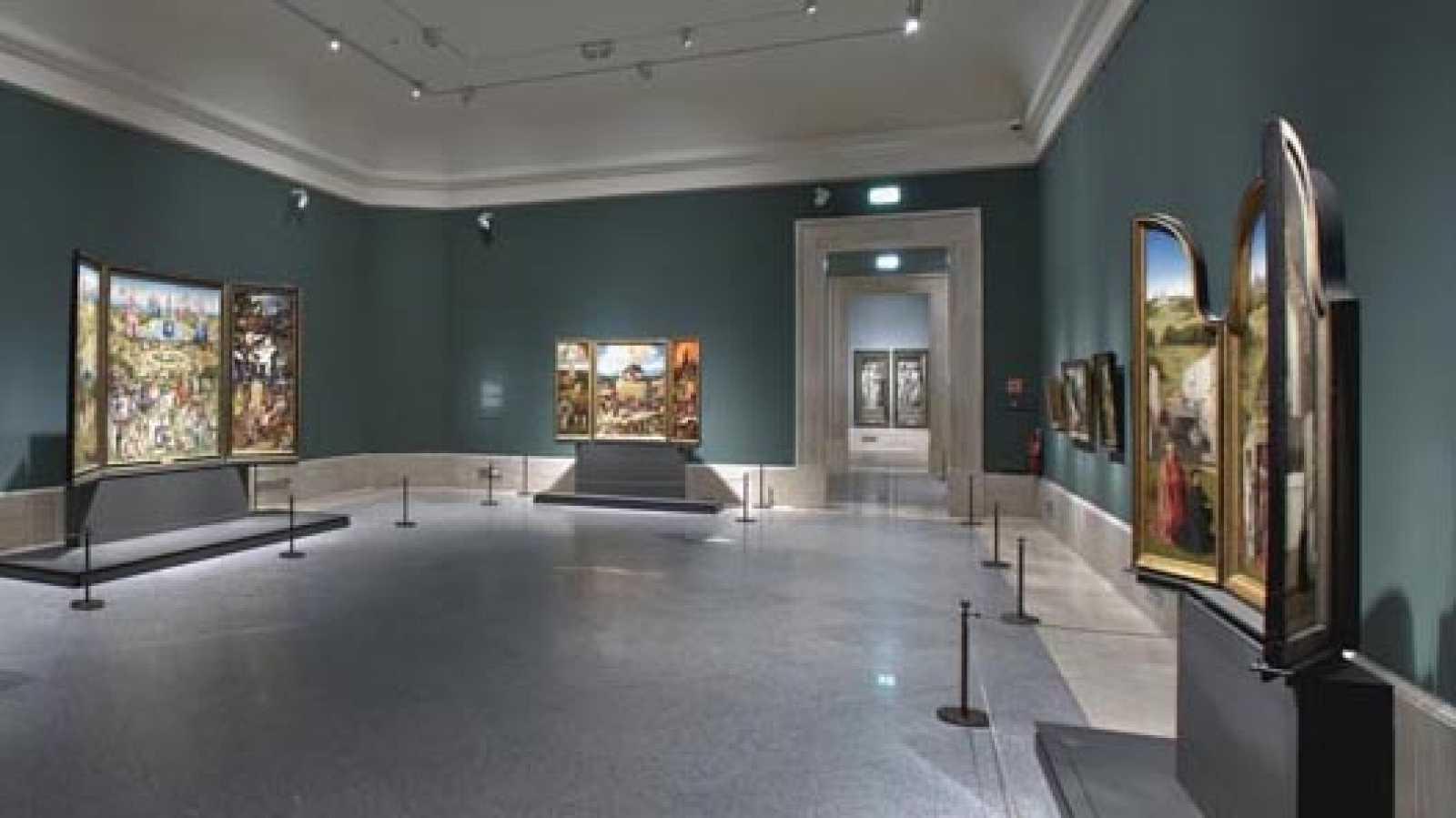 Punto de enlace - Nueva instalación del Bosco en el Museo del Prado - 19/02/21 - escuchar ahora