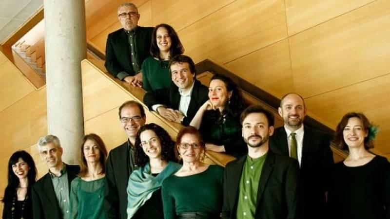 Francisco Ruiz y el repertorio de Damián Alarte - escuchar ahora