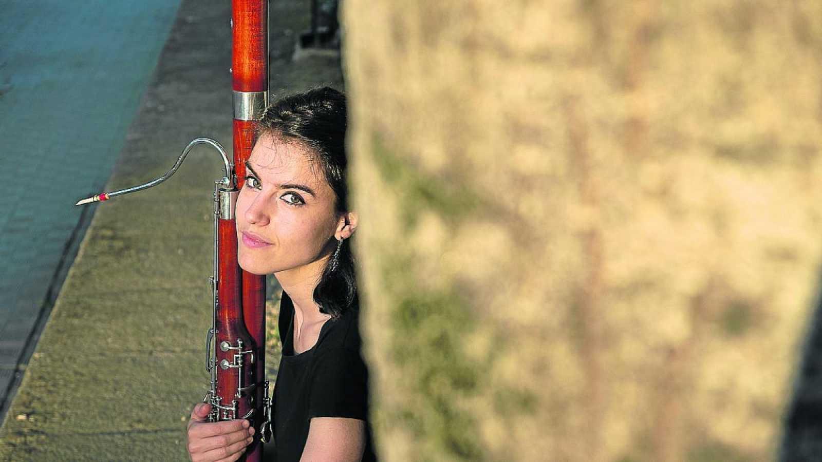 Carmen Mainer - Contemporáneos de Mozart - escuchar ahora